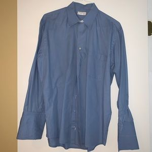 Barney's NY dress shirt. Size 16. Excellent cond!